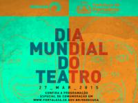 Dia Mundial do Teatro na Rede Cuca