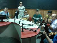 Sete de Paus no Programa Brasileirinho