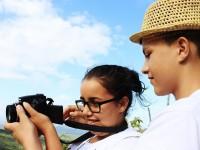 A Formação de Cineastas  Indígenas dá continuidade à 1ª e 2ª Mostra Indígena de Filmes Etnográficos do Ceará, realizadas em 2015 e 2016, na  etnia Jenipapo-Kanindé, em Aquiraz.   (Foto: Iago Barreto)