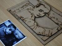 """O projeto """"Fotografia Tátil"""" busca tornar a arte acessível aos deficientes visuais. (Foto: Divulgação)"""