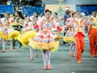 As quadrilhas são uma das maiores tradições das Festas Juninas (Foto: Andréa Rêgo Barros/PCR)