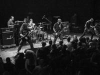 Apresentação no ForCaos 2016, um dos maiores eventos de Rock do Nordeste (Foto: Maria Tavares)