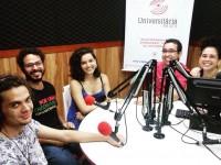 Entrevista com os integrantes da banda Forria para o Ceará Sonoro, um podcast produzido pelo site da Rádio Universitária FM (Foto: Divulgação)