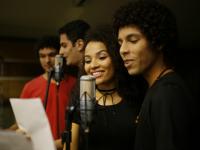 A radionovela A mão que balança o bolso (foto) foi a primeira produção da parceria entre a Casa de Artes do IFCE e a Rádio Universitária FM (Foto: Divulgação)