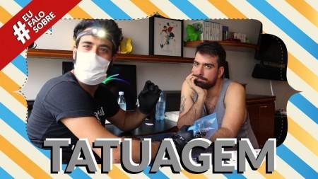 Em seu canal no YouTube, Gabriel Estrela publica vídeos onde promove esclarecimento sobre HIV e saúde sexual, com arte, informação e acolhimento (Foto: Reprodução/Youtube)