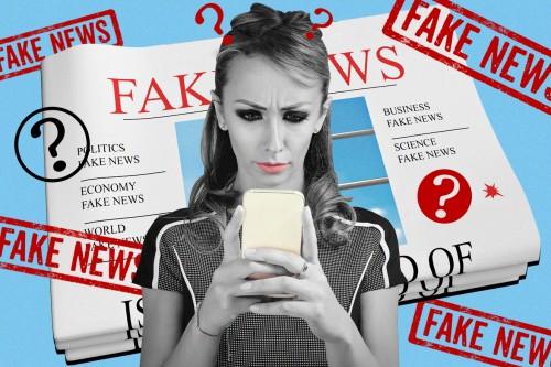 As Fake News estão cada vez mais presentes na imprensa e nas mídias sociais, levando a falta de credibilidade destes meios (Foto: Reprodução/Internet)