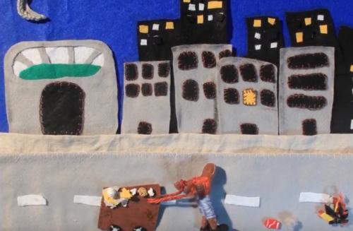 O curta Catador de Sonhos foi um dos selecionados para participar do festival Anima Mundi 2018 (Foto: Reprodução/YouTube)
