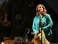 A cantora Consuelo de Paula é um dos destaques do Roda de Samba deste domingo (Foto: Reprodução/Site Oficial Consuelo de Paula)
