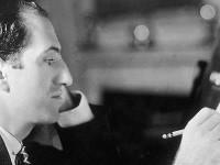 George Gershwin foi indicado ao Oscar pela canção They Can Take That Away From Me, do filme Vamos Dançar?. (Foto: Divulgação/Internet)
