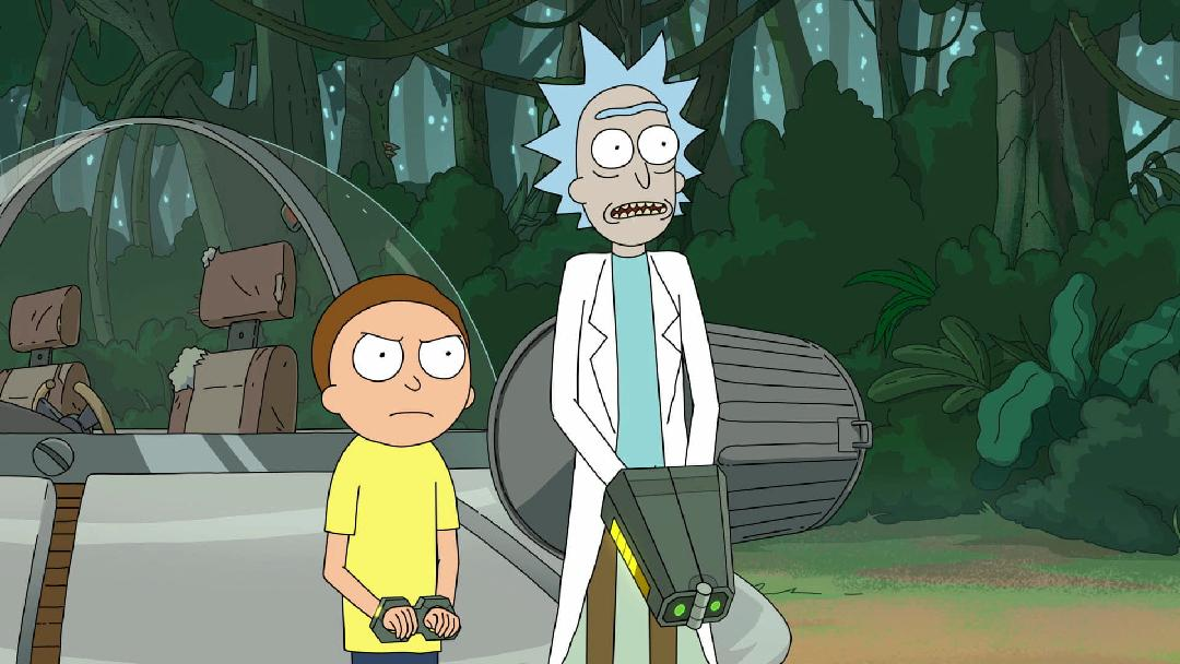 A série Rick and Morty traz as aventuras de Morty com seu avô Rick, um cientista louco com problemas de alcoolismo (Foto: Reprodução/Internet)