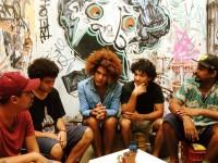 Em setembro deste ano, o coletivo Espelho Negro lançou seu segundo single, intitulado Espelho Negro (Foto: Divulgação)