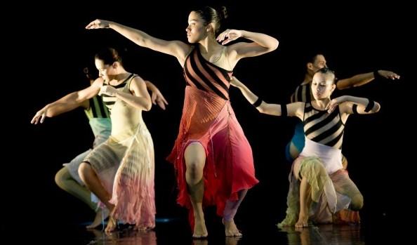 Ao longo de 27 anos, a Edisca já recebeu mais de 2600 alunos para diversos projetos. Um deles é o Corpo de Baile da Edisca que, atualmente, apresenta o espetáculo Mobilis na Caixa Cultural (Foto: Mila Petrillo/Edisca)