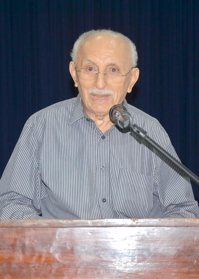 O professor Souto Paulino é presidente e um dos fundadores da Agência da Boa Notícia (Foto: Arquivo Pessoal)