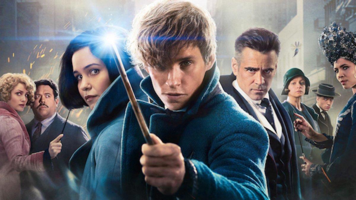 Depois de 8 filmes na saga Harry Potter, a franquia ganhou uma novos filmes com Animais Fantásticos e Onde Habitam (Foto: Reprodução/Internet)
