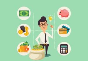 Para o professor Érico Veras, as pessoas devem enxergar sua vida financeira como uma empresa. Se, para obter lucro e prosperar, uma empresa deve gerir bem seus recursos, para ser saudável financeiramente, as pessoas em geral também têm que fazer isso (Foto: Reprodução/Internet)