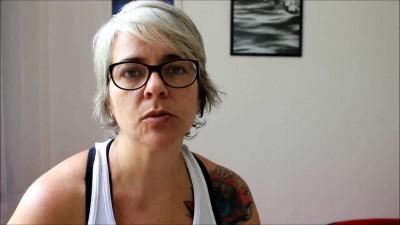 Pesquisadora da UFRJ e da UFF, Adriana Facina trata o funk como um gênero inventivo que abre caminhos de ascensão social para jovens da perferia (Foto: Pâmella Passos/Camila Cairrão)
