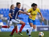 O futebol feminino foi regulamentado no Brasil em 1983 (Foto: Quality Sport Images/Getty Images)