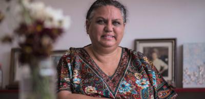Lola Aronovich autora do blog Escreva Lola Escreva e protagonista da Lei nº 13.642/2018 (Foto: Reprodução/Internet)