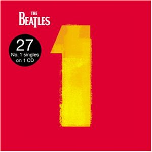 The Beatles Capa CD One