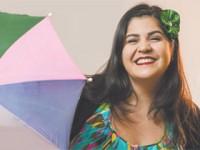 Lia Veras é licenciada em Música pela Universidade Estadual do Ceará (UECE) e é professora de canto desde 2002 (Foto: Marília Camelo)