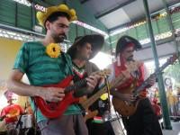 O Luxo da Aldeia homenageia a música de carnaval de compositores cearenses (Foto: Rodrigo Carvalho/O POVO)
