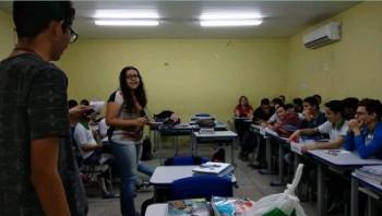 O grupo de pesquisa LABEL estuda o uso de jogos no ensino médio (Foto: Divulgação)