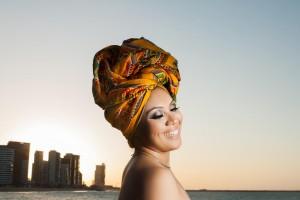 Lorena Nunes figura entre as artistas que integram a nova geração das cantoras cearenses (Foto: Tiago Lopes)