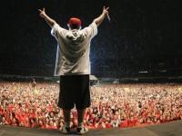 O vocalista, Chorão, durante show da banda Charlie Brown Jr. O grupo tocou por mais de 20 anos juntos (Foto: Divulgação/Internet)
