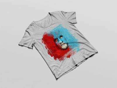 A camiseta é uma das recompensas oferecidas aos colaboradores pelo músico Berg Menezes (Foto: Gabriel Muniz/Divulgação)