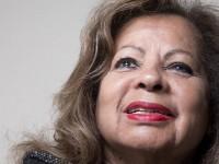 A cantora Angela Maria completa 89 anos em 2018, mais de 50 desses são de carreira (Foto: Marcus Leoni/Folhapress)