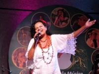 Aparecida Silvino tem mais de 30 anos de carreira e parcerias com grandes artistas da música como Belchior e Milton Nascimento (Foto: Reprodução/Internet)