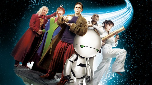 O Guia do Mochileiro das Galáxias ganhou uma adaptação para os cinemas em 2005 (Foto: Divulgação/Internet)