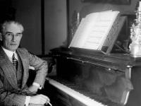 Maurice Ravel faleceu em 1937, em Paris (Foto: Divulgação/Internet)