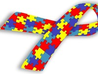 Símbolo mundial do autismo (Foto: Divulgação /CMPA)
