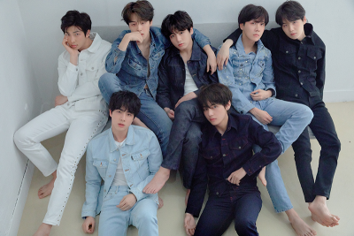 A banda sul-coreana BTS foi o primeiro grupo de K-Pop a ser premiado no Billboard Music Awards (Foto: Reprodução/BigHit)
