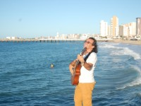 Pingo de Fortaleza lançou o LP Centauros e Canudos no formato de LP e CD no último sábado, 14 (Foto: Divulgação)