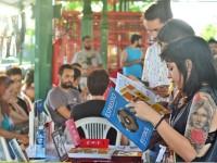 O Mercado de Quadrinhos é promovido pela Secultfor e acontece a cada três meses no Mercado dos Pinhões (Foto: Di Araújo/Divulgação)