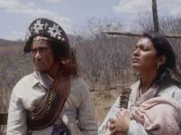 O filme Corisco & Dadá é protagonizado pela atriz Dira Paes e o ator Chico Diaz