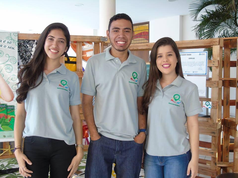 A equipe do Descarte INFO participou do Fórum IEP
