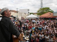 Além de cantar e compor, Zé Vicente desenvolve o projeto Sertão Vivo, na zona rural de Orós (CE), unindo arte e educação em prol de uma nova consciência ambiental (Foto:Thomas Bauer)