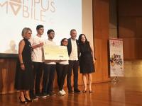 O Fala Aí foi finalista do Campus Mobile, evento que premia os melhores aplicativos do ano (Foto: Divulgação/Campus Mobile)