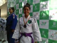 Os atletas de judô do IFCE foram destaque e garantiram 7 medalhas á instituição nos JIF (Foto: Kleber Ribeiro)