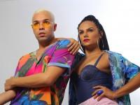 O duo Fervô é formado por Yara Canta e Fernando Pelizari.  A primeira música da dupla,Se Joga, já atingiu 20 mil acessos no Spotify (Foto: Mateus Monteiro)