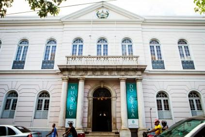 O Museu do Ceará é a primeira instituição museológica do Estado criada em 1932 (Foto:Reprodução/Somos Vós)