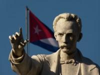 Monumento na cidade de Havana, em Cuba, dedicado ao escritor, poeta e jornalista José Martí  (Foto: Reprodução/Internet)