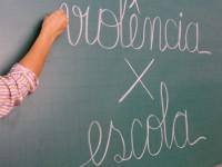 A violência nas escolas é um problema que atinge professores e alunos (Foto: Reprodução/Internet)