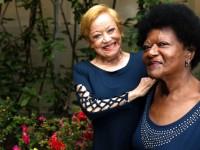 Além de celebrar o aniversário da Bossa Nova, o disco marca a amizade de Claudette Soares e Alaíde Costa, duas intérpretes referências da música brasileira (Foto: Daniel Teixeira/Estadão)