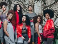 O Rimas & Melodias é um grupo feminino de hip hop que surgiu em 2015 (Foto: Divulgação/Internet)