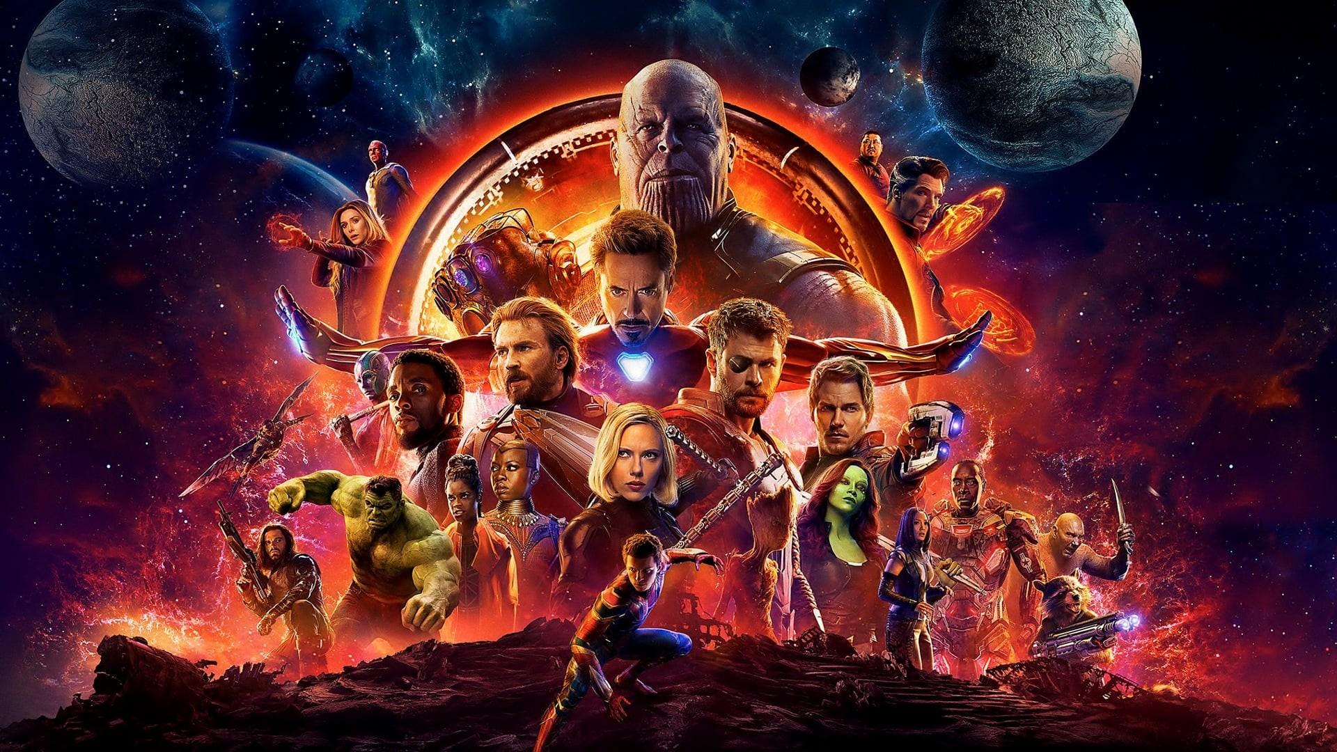 Vingadores: Guerra Infinita é o décimo nono filme do Universo Marvel e se tornou a maior estreia da história do cinema (Foto: Reprodução/Internet)