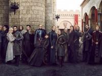 Em tempos de consumo sob demanda, a série Game of Thrones consegue reunir, ao mesmo tempo, milhões de pessoas em frente à TV (Foto: Divulgação)